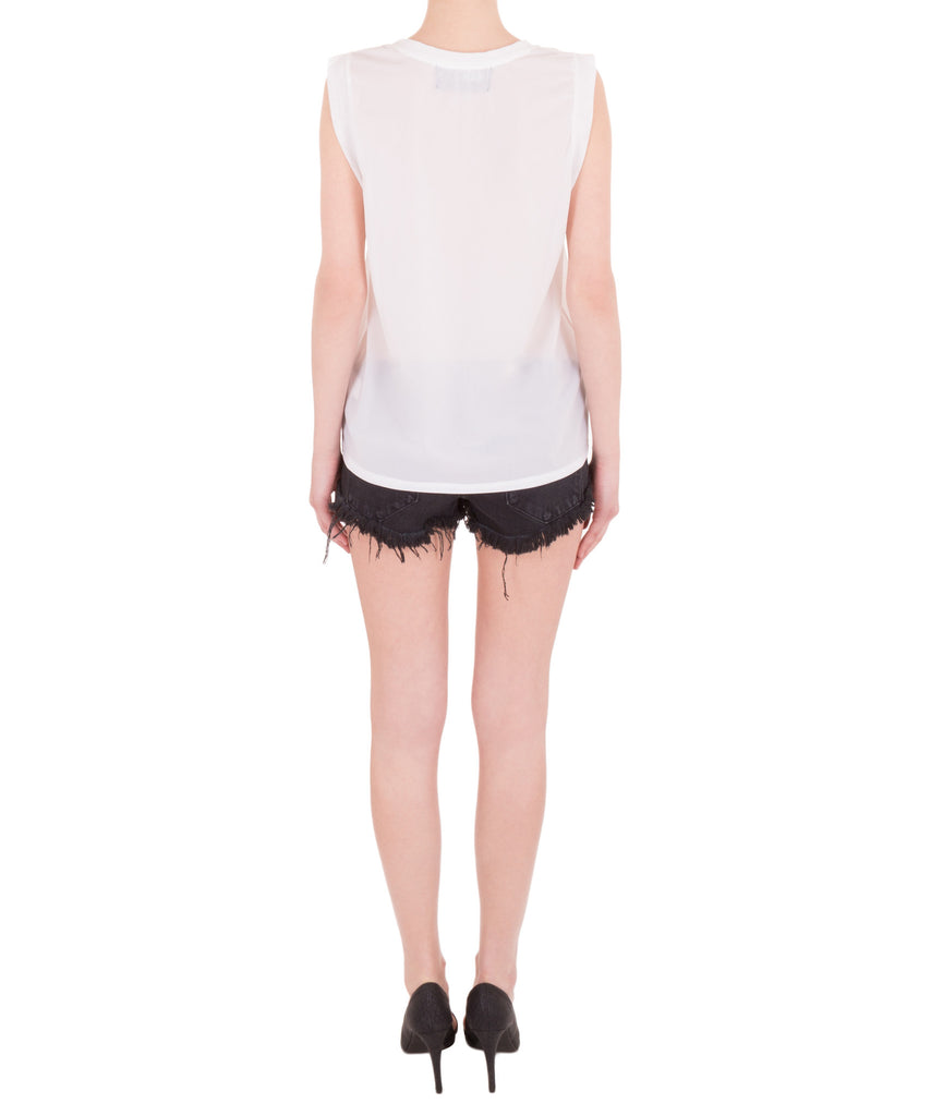 Beach Riot Riot Vybes Mesh Tee