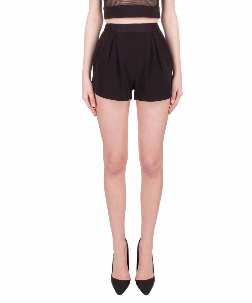 Kendall + Kylie Mesh High Rise Short