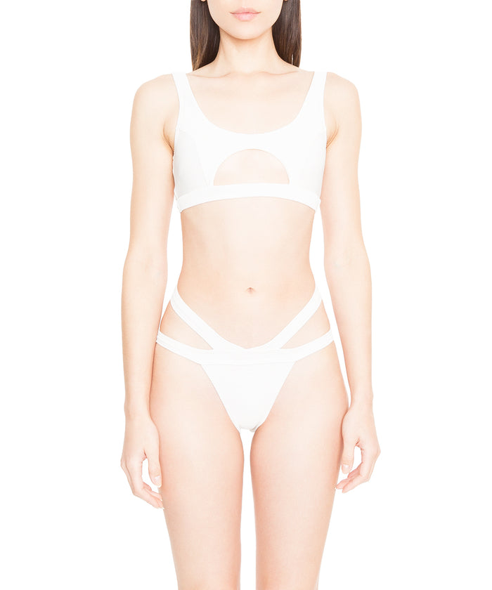 Chase Cut Out Swim Top