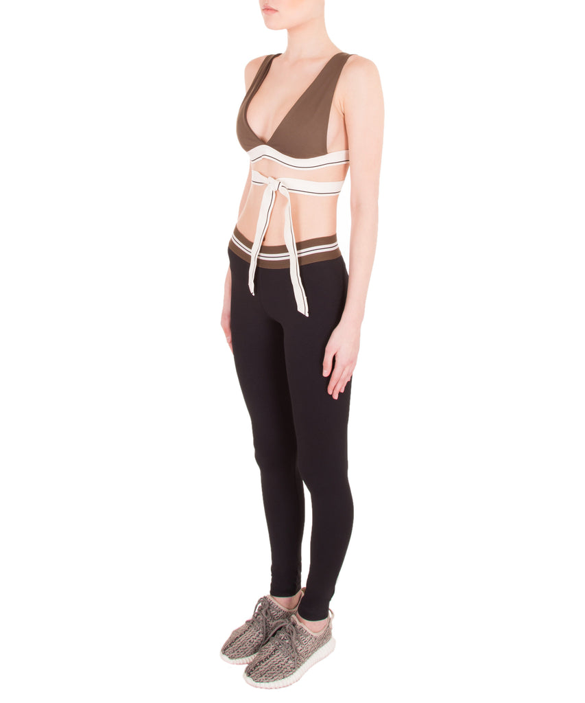 Olympia Activewear Knot Bra