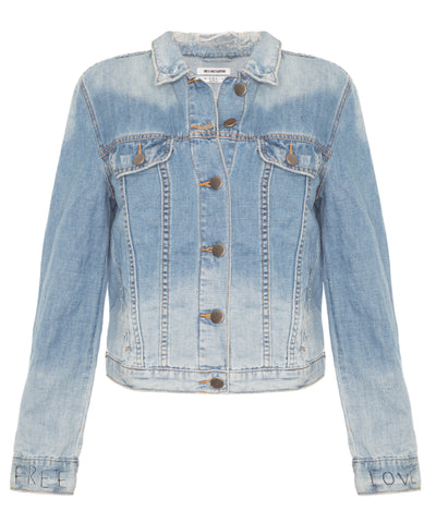 Blue Jane Rock N Roller Jacket