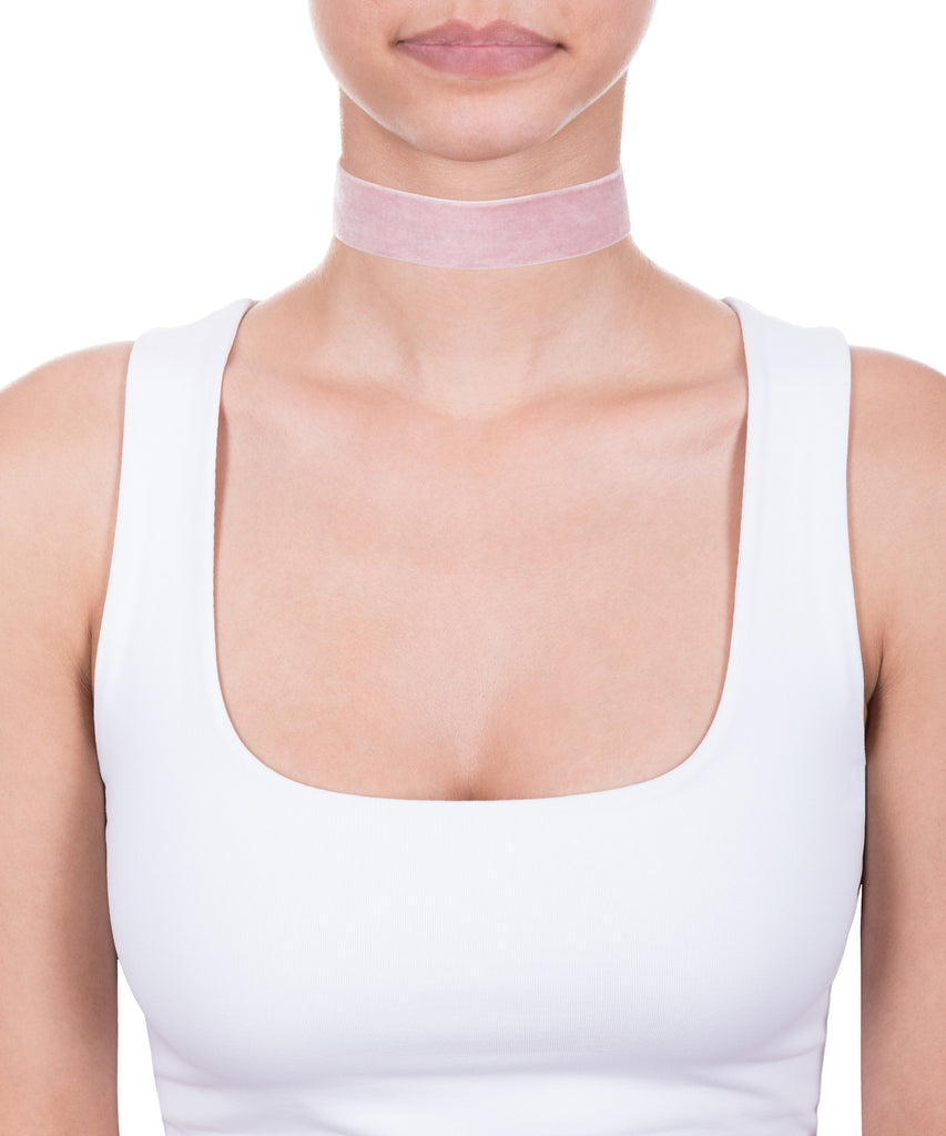 Front model image of 8 Other Reasons Romeo Velvet Choker
