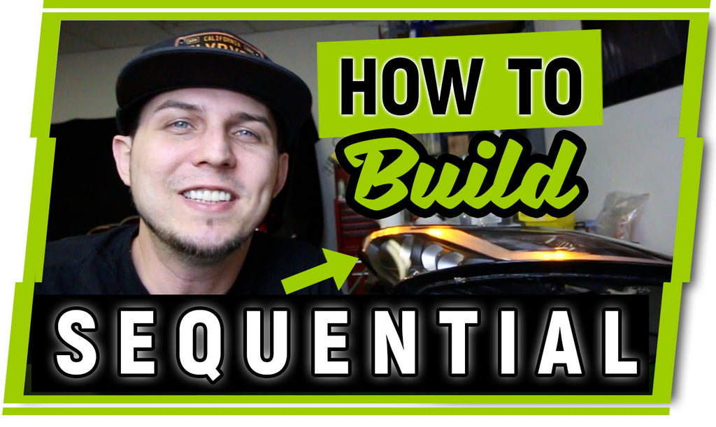 How To Build Custom Sequential LED Strips - Online Course FREE