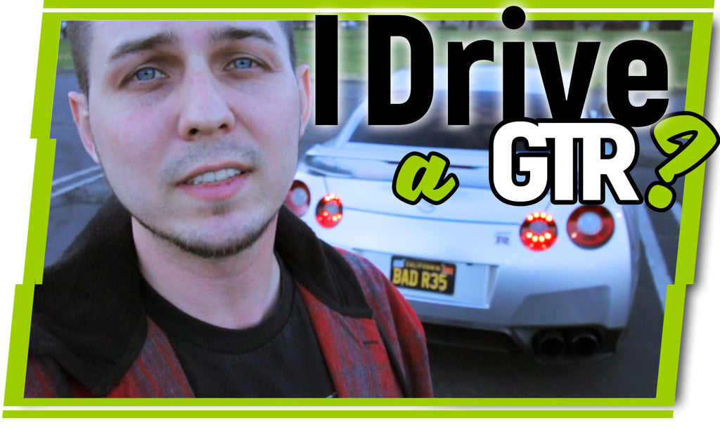 I Make YouTube Videos and Drive a Nissan GTR...