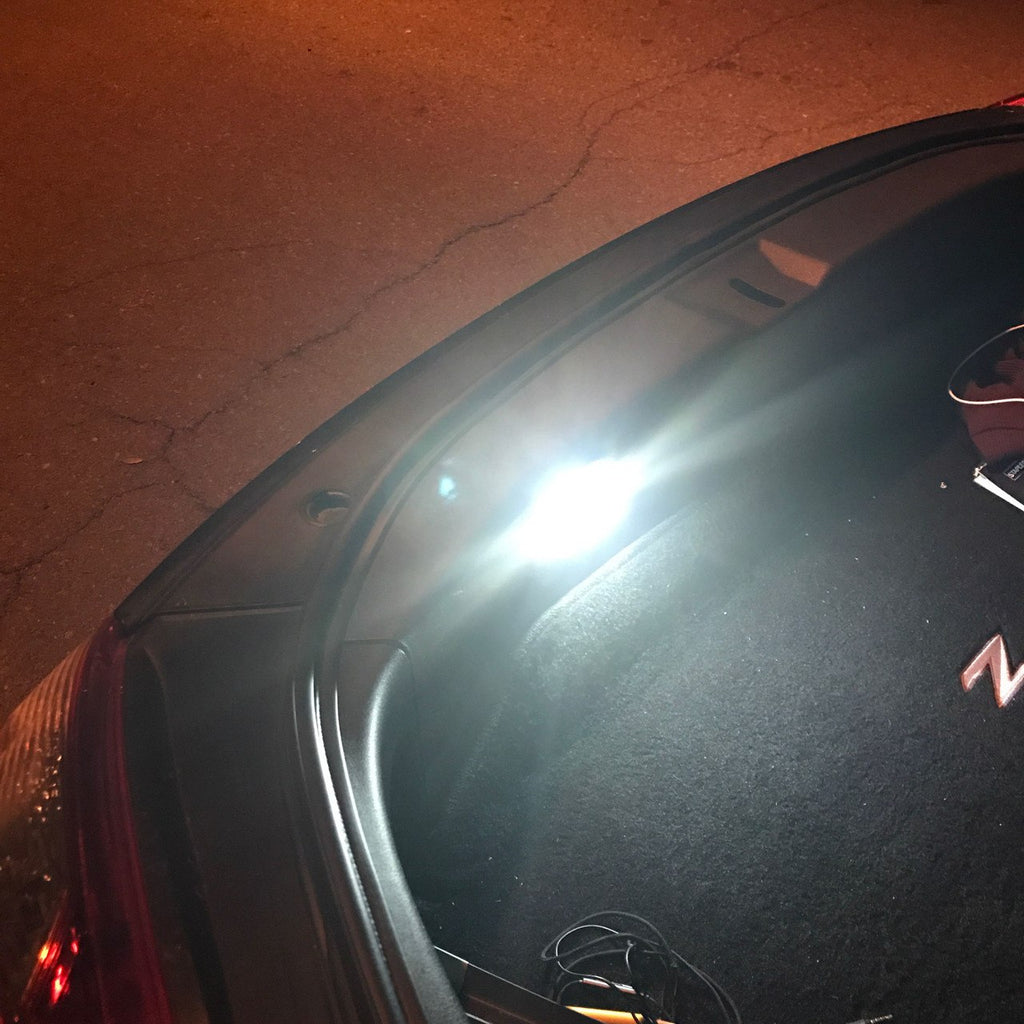 Nissan 370Z Trunk Light LED Bulbs