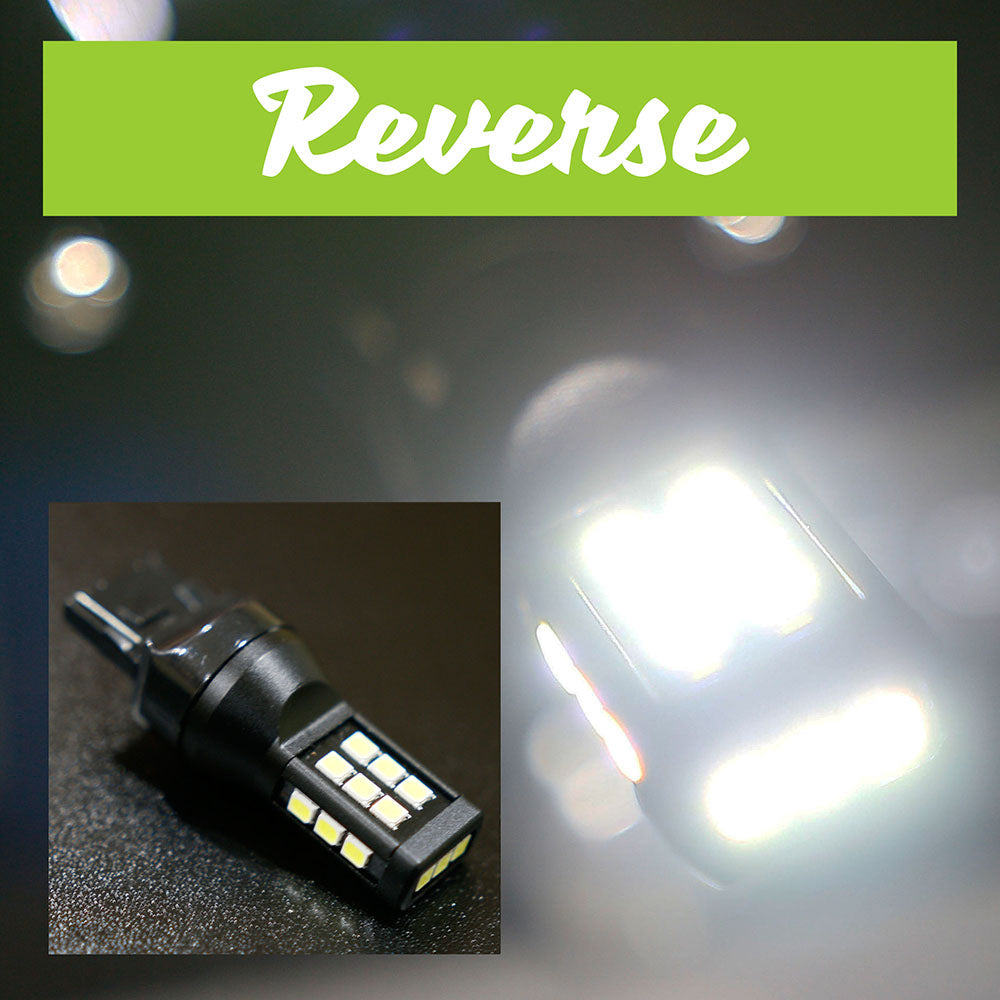 Honda Civic CX LED Reverse Bulbs