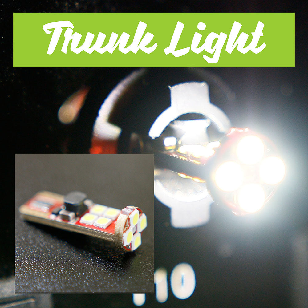 Nissan GTR Trunk Light LED Bulbs