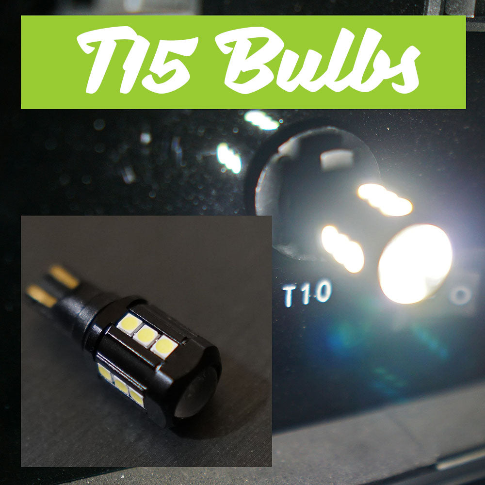 T15 White LED Bulb (single bulb)
