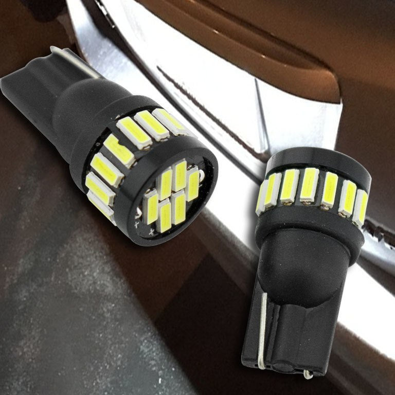 FlyRyde LED License Plate Bulbs Camaro
