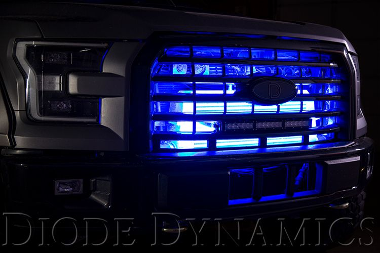 Single-Color Grille LED Kit