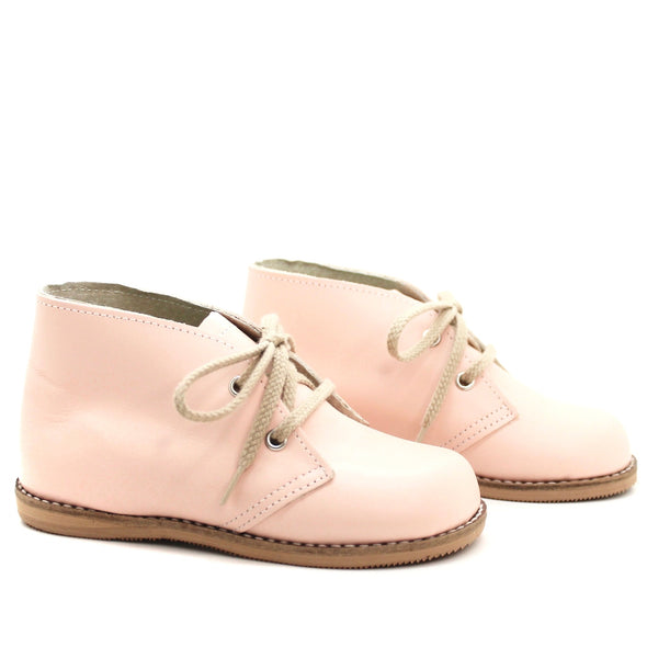 the hard soled oxford: peony