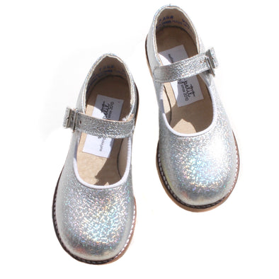 the hard soled mary jane: holographic fleck