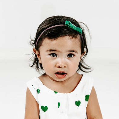 mon petit bow: petit clara | headband | all colors