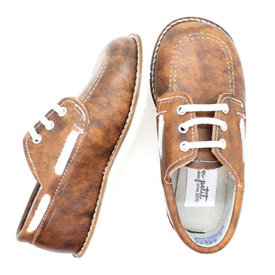 the boat shoe: maple