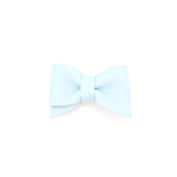mon petit bow: petit lea | single clip | all colors