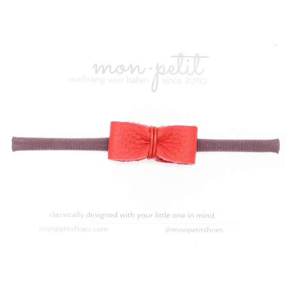 mon petit bow: petit elodie | headband | all colors