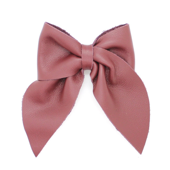 mon petit bow: flora | single clip | all colors