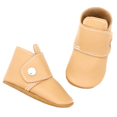 the snap boot: cashew