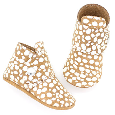 the snap boot: fawn dot