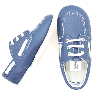 the boat shoe: french navy