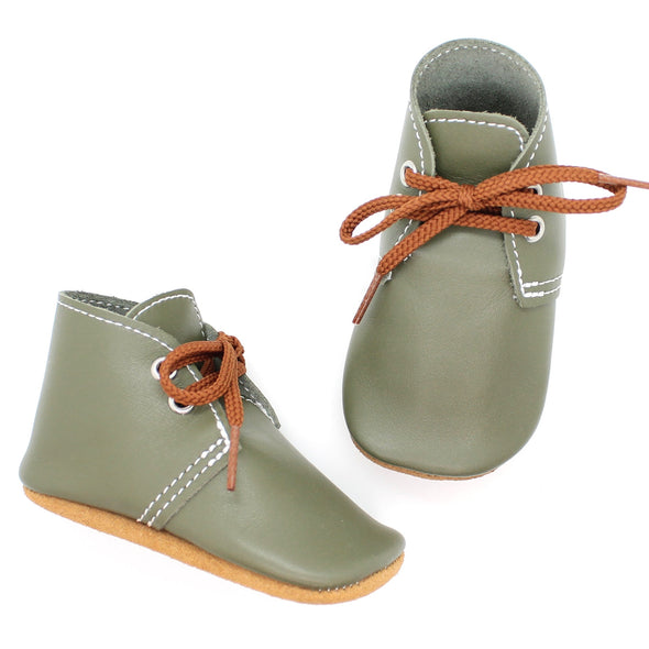 the oxford: military green