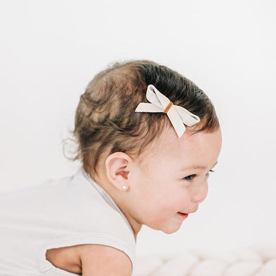 mon petit bow: zoe | single clip | all colors