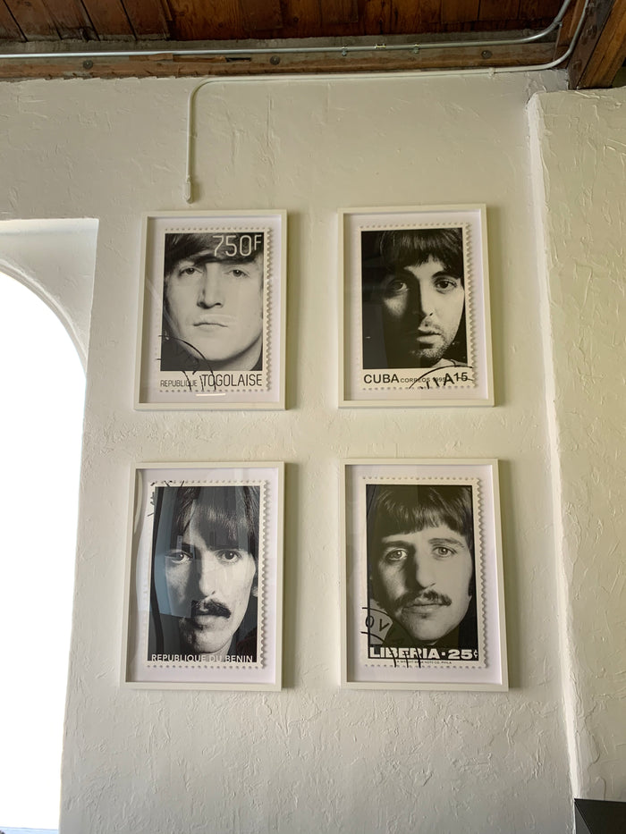 Stamps of Icons: Beatles