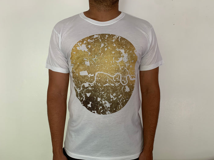 Mappa Mundi London Unisex T-Shirt
