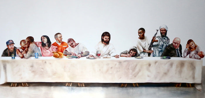 Last Supper Giclée Print