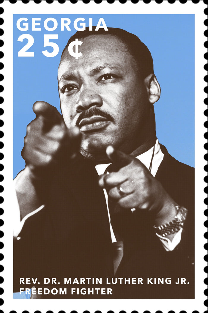 Stamps of Icons: Martin Luther King Jr 2