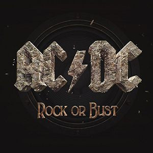 AC/DC ♦ Rock or Bust