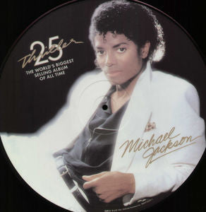 Michael Jackson ♦ Thriller (Picture Disc)
