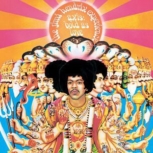 Jimi Hendrix ♦ Axis: Bold As Love