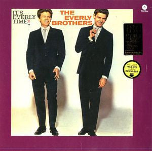 Everly Brothers ♦ It's Everly Time! The
