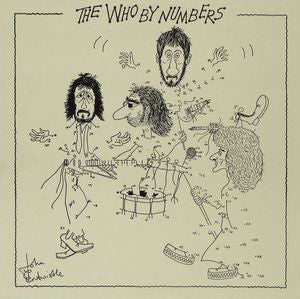 The Who ♦ Who By Numbers (180 Gram Vinyl, Remastered)