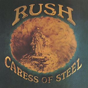 Rush ♦ Caress of Steel (Digital Download Card)