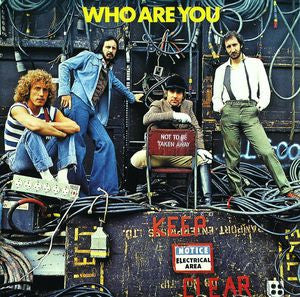 The Who ♦ Who Are You (180 Gram Vinyl, Remastered)