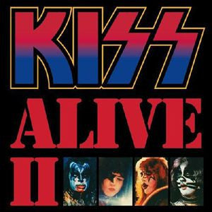 Kiss ♦ Alive II (2PC)