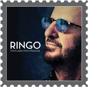 Ringo Starr ♦ Postcards from Paradise