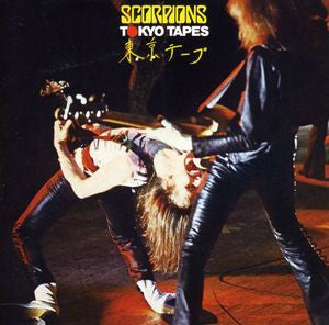 Scorpions ♦ Tokyo Tapes (Jump Start Title, Remastered)