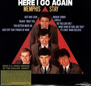 The Hollies ♦ Here I Go Again