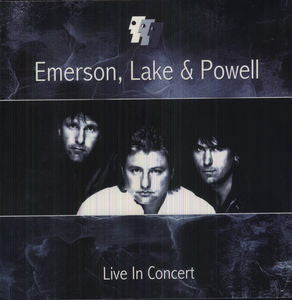 Emerson, Lake & Powell ♦ Live in Concert (2LP)