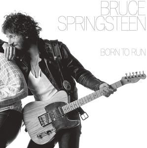 Bruce Springsteen ♦ Born to Run (Gatefold LP Jacket, 180 Gram Vinyl)