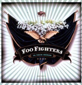 Foo Fighters ♦ In Your Honor (2LP)