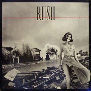 Rush ♦ Permanent Waves