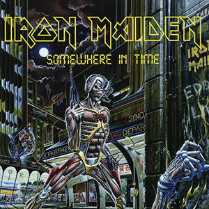 Iron Maiden ♦ Somewhere in Time