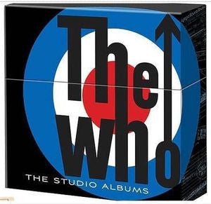 The Who ♦ Studio Albums (Boxed Set, 14LP)