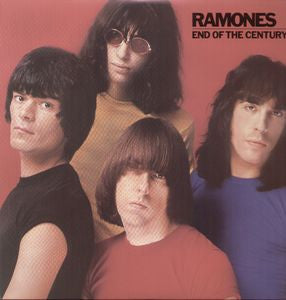 The Ramones ♦ End of the Century