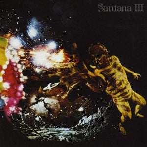 Santana ♦ Santana Three [Import] (Bonus Tracks, 180 Gram Vinyl, 2LP)