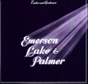 Emerson, Lake & Palmer ♦ Welcome Back My Friends [Import] (180 Gram Vinyl, 3LP)